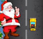 Santa Super Car